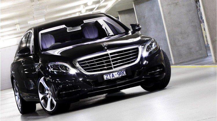 Đánh giá xe Mercedes S500
