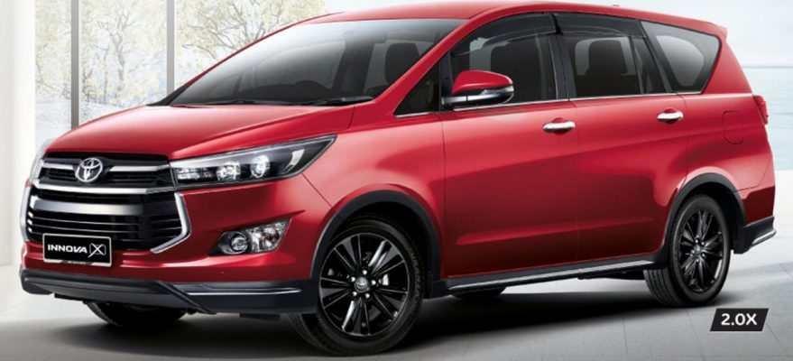 Đánh giá xe Toyota Innova