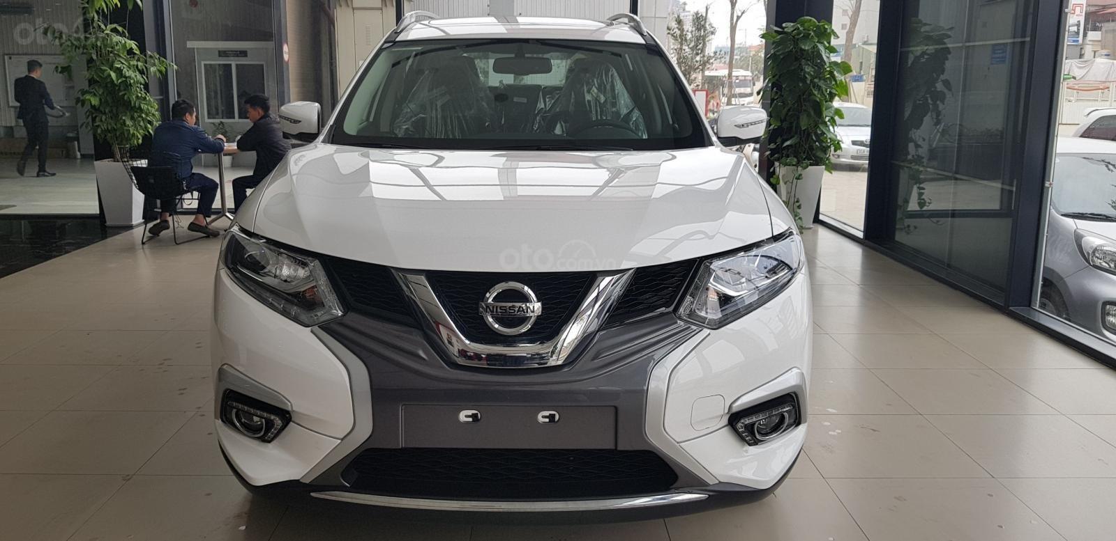 Giá lăn bánh xe Nissan X-Trail 2019 tại Việt Nam sau khi có giá niêm yết mới a1