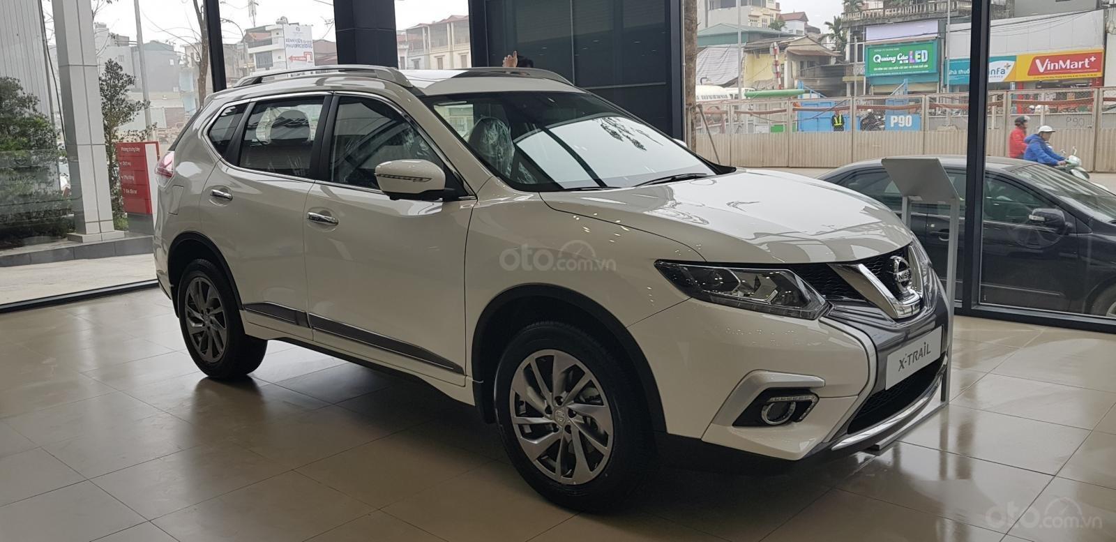 Giá lăn bánh xe Nissan X-Trail 2019 tại Việt Nam sau khi có giá niêm yết mới a2