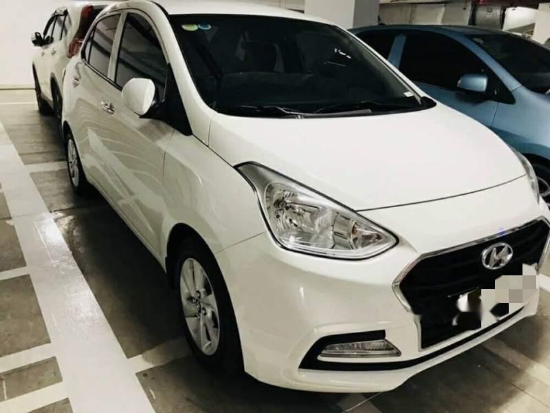 Bán xe Hyundai Grand i10 năm 2019, màu trắng (1)
