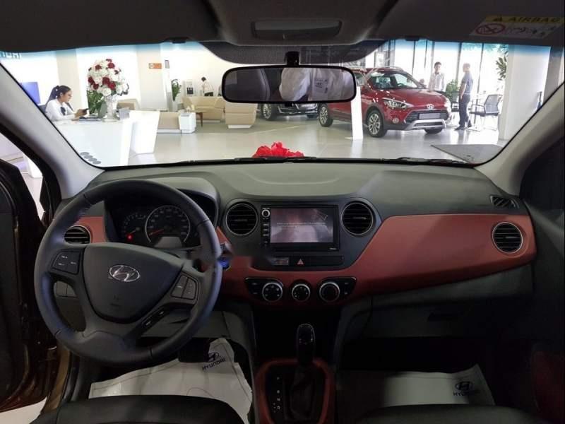 Bán xe Hyundai Grand i10 năm 2019, màu trắng (5)