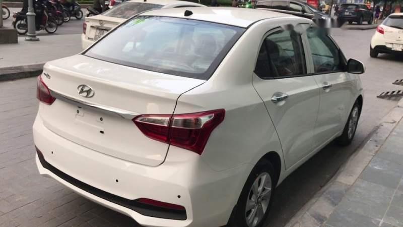 Bán xe Hyundai Grand i10 năm 2019, màu trắng (3)