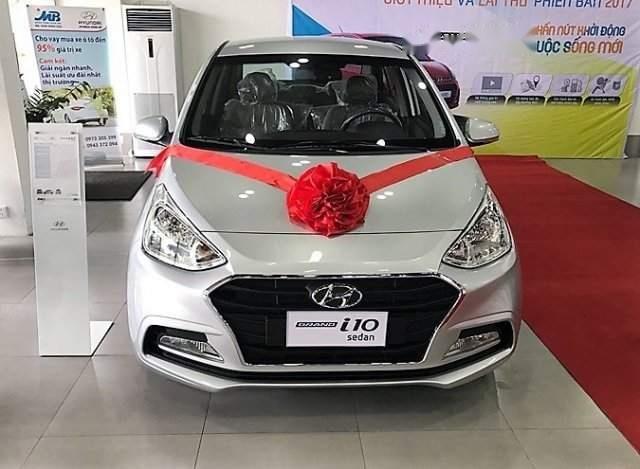 Bán ô tô Hyundai Grand i10 đời 2019, nhập khẩu, xe giá thấp, còn mới, giao nhanh (1)