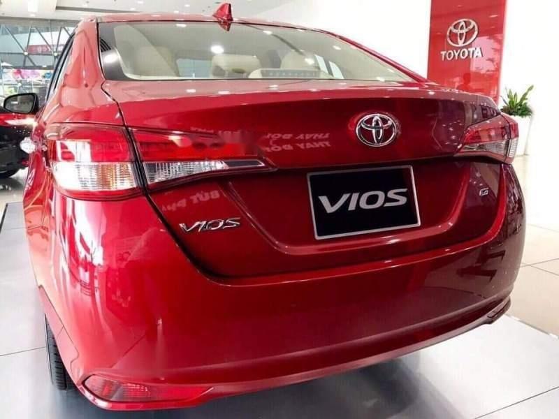 Cần bán xe Toyota Vios 1.5G CVT sản xuất năm 2019, giao nhanh toàn quốc (2)