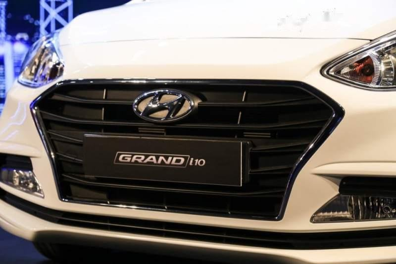 Bán ô tô Hyundai Grand i10 đời 2019, nhập khẩu, xe giá thấp, còn mới, giao nhanh (2)