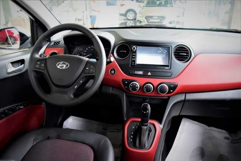Bán Hyundai Grand i10 năm 2019, màu trắng, giá tốt (6)