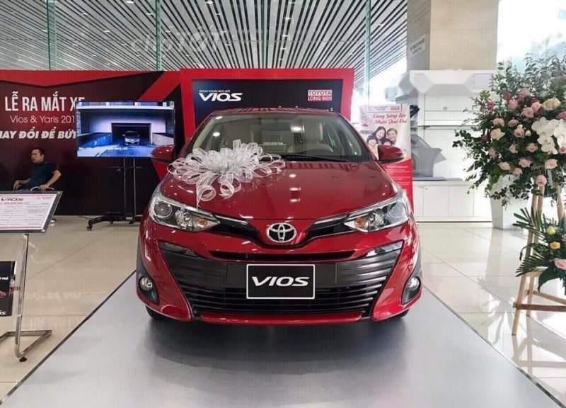 Cần bán xe Toyota Vios 1.5G CVT sản xuất năm 2019, giao nhanh toàn quốc (1)