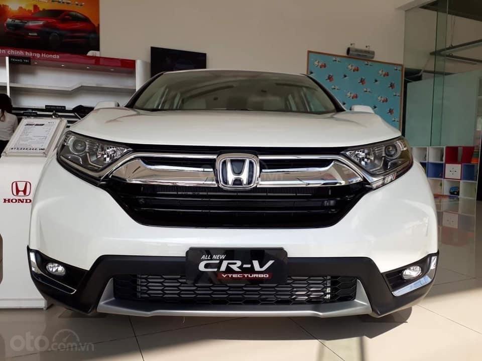 [SG -Giá tháng 10] Honda CRV 2019 - Tặng phụ kiện, tiền mặt, bảo hiểm, phụ kiện hấp dẫn - LH: 0901.898.383 (1)