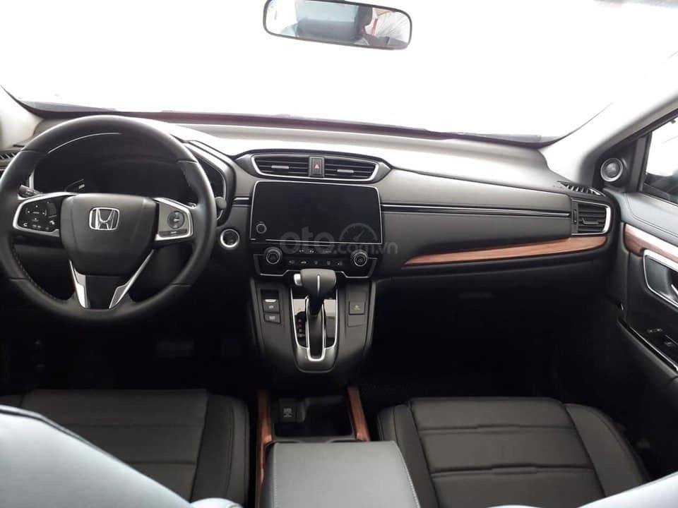 [SG -Giá tháng 10] Honda CRV 2019 - Tặng phụ kiện, tiền mặt, bảo hiểm, phụ kiện hấp dẫn - LH: 0901.898.383 (4)