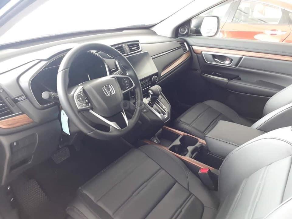 [SG -Giá tháng 10] Honda CRV 2019 - Tặng phụ kiện, tiền mặt, bảo hiểm, phụ kiện hấp dẫn - LH: 0901.898.383 (5)