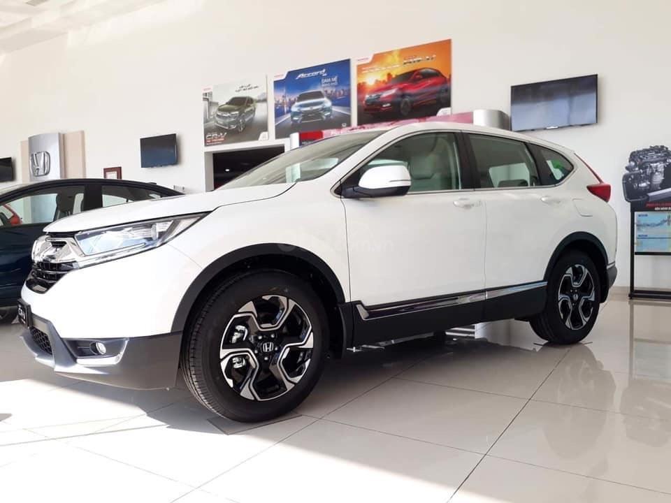 [SG -Giá tháng 10] Honda CRV 2019 - Tặng phụ kiện, tiền mặt, bảo hiểm, phụ kiện hấp dẫn - LH: 0901.898.383 (7)