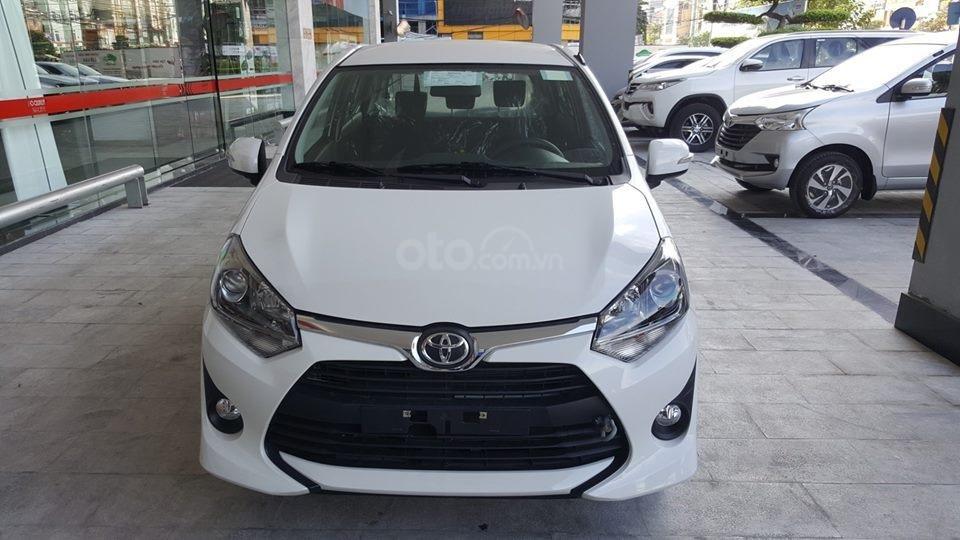 Toyota Wigo 2019 nhập khẩu, trả góp 85%, lãi suất thấp, chỉ cần 130 triệu-0