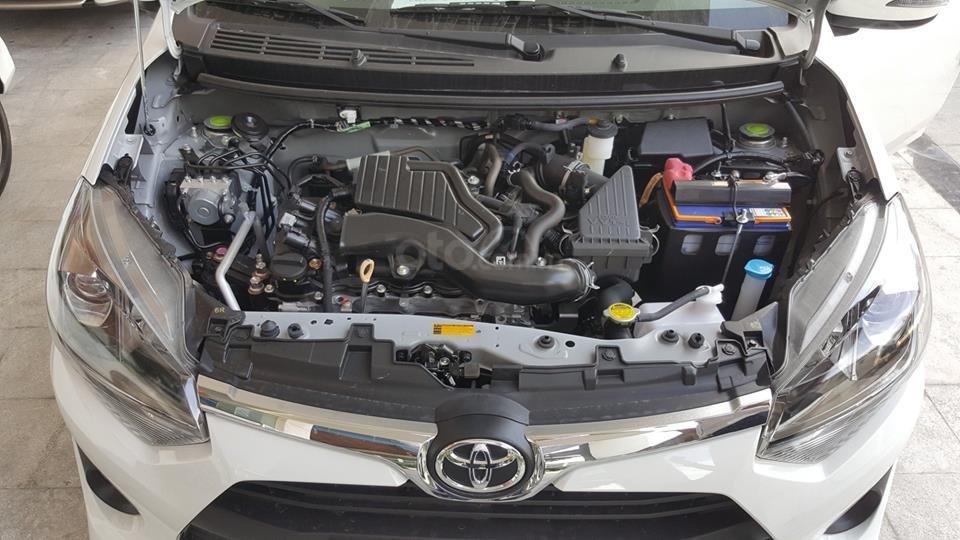 Toyota Wigo 2019 nhập khẩu, trả góp 85%, lãi suất thấp, chỉ cần 130 triệu-4