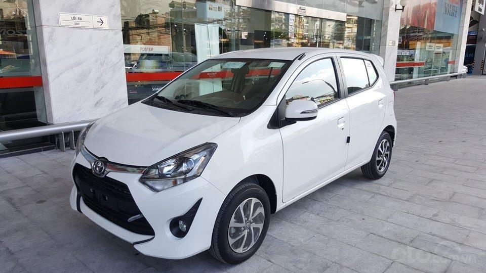 Toyota Wigo 2019 nhập khẩu, trả góp 85%, lãi suất thấp, chỉ cần 130 triệu-1