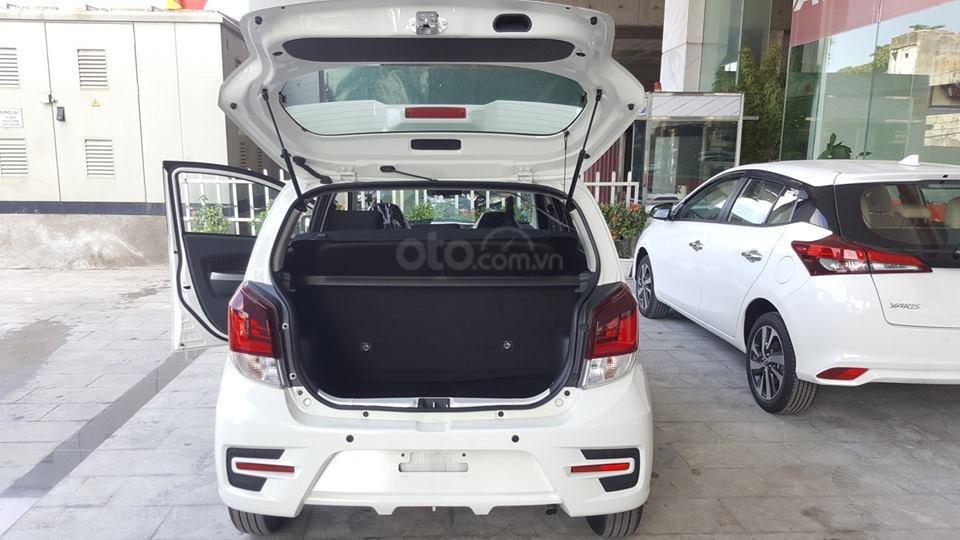 Toyota Wigo 2019 nhập khẩu, trả góp 85%, lãi suất thấp, chỉ cần 130 triệu-3
