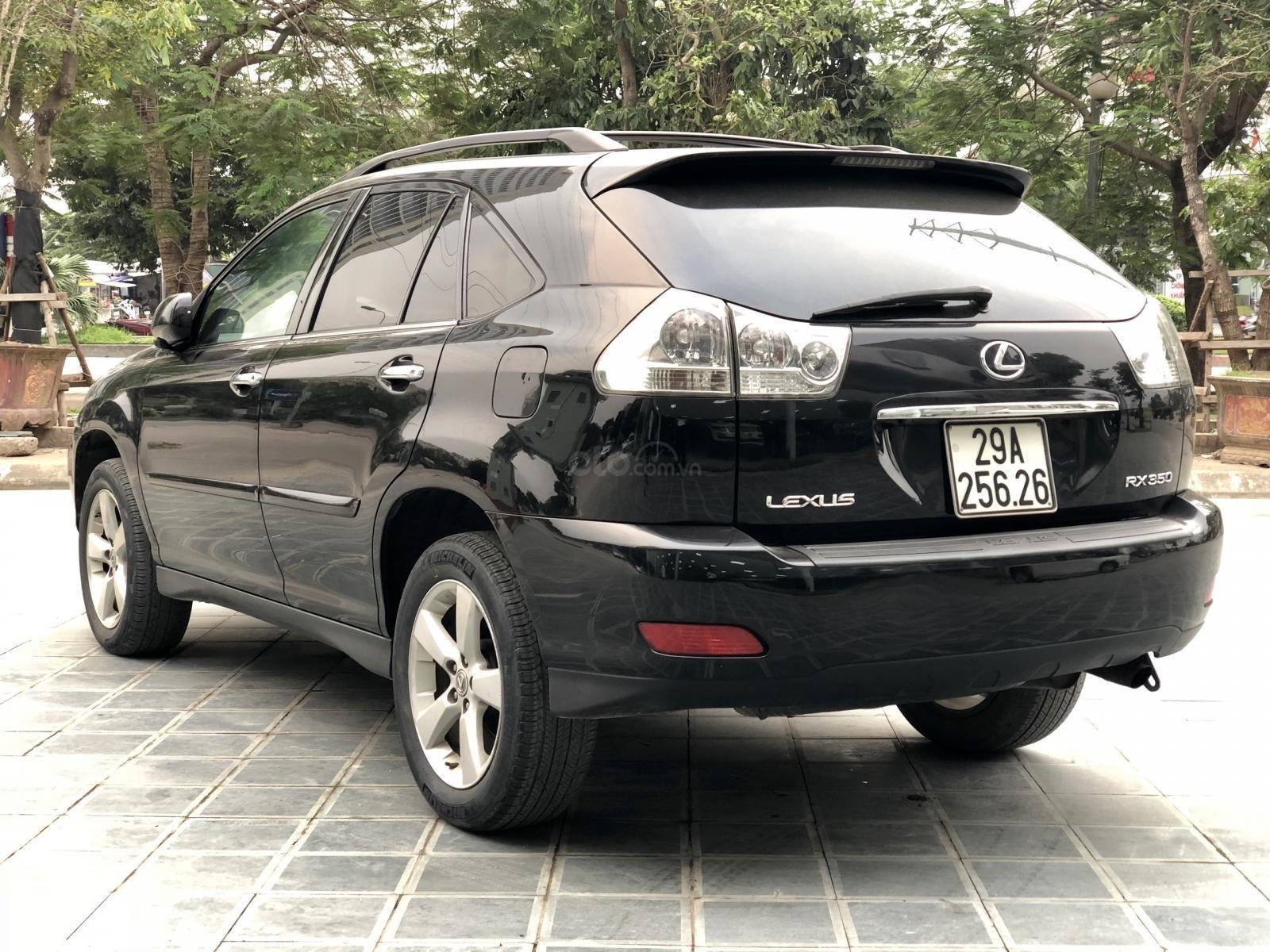 MT Auto bán Lexus RX 350 năm 2007, màu đen, xe nhập khẩu. LH em Hương 0945392468-3