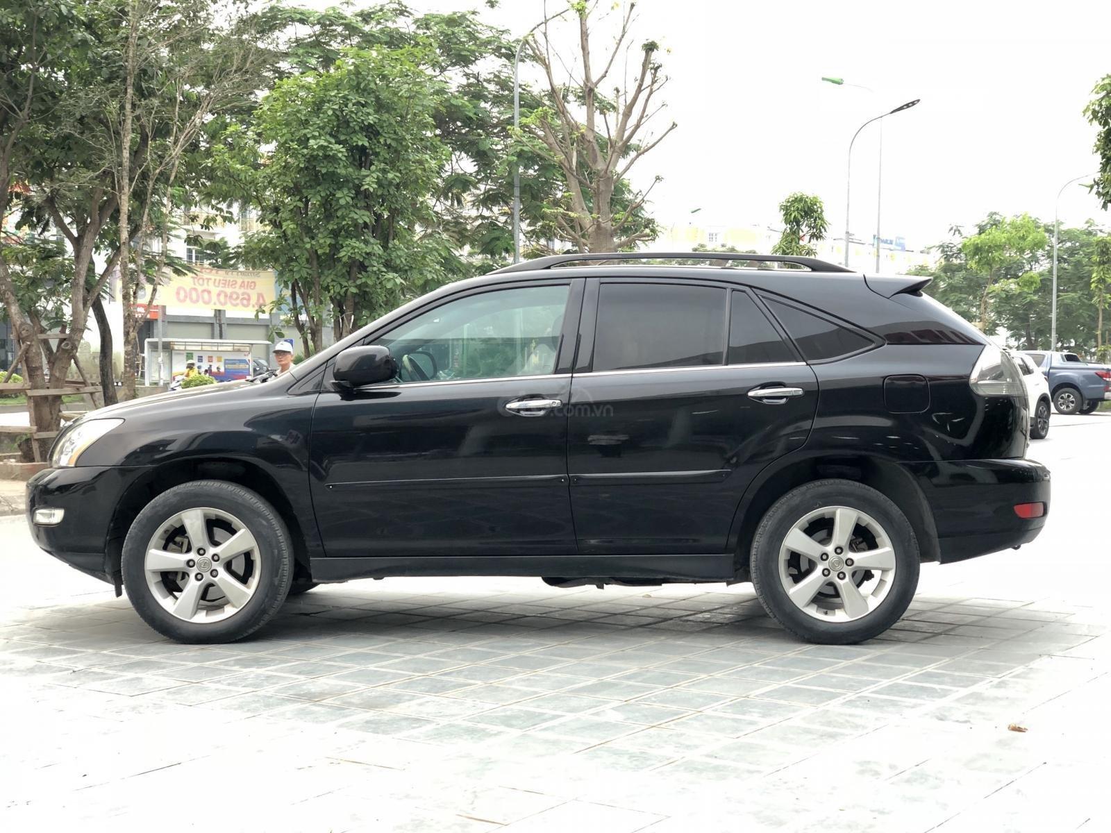 MT Auto bán Lexus RX 350 năm 2007, màu đen, xe nhập khẩu. LH em Hương 0945392468-6