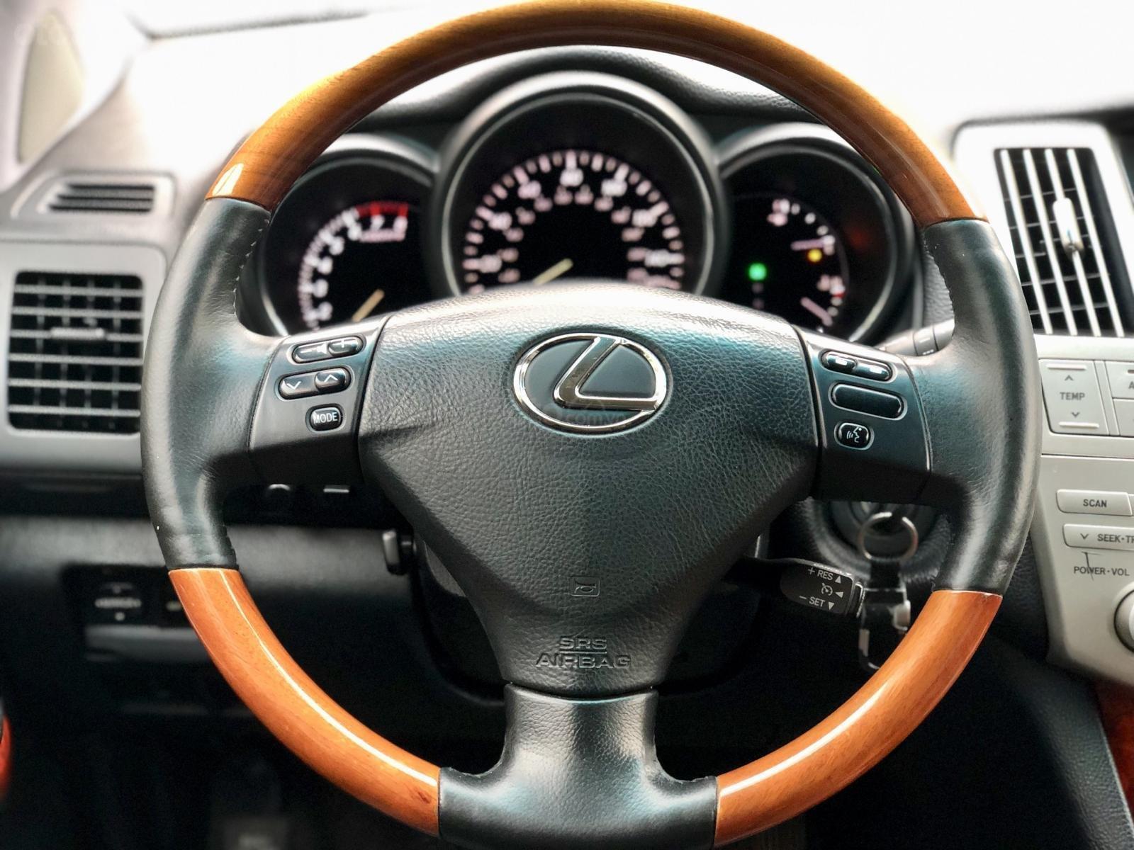 MT Auto bán Lexus RX 350 năm 2007, màu đen, xe nhập khẩu. LH em Hương 0945392468-10