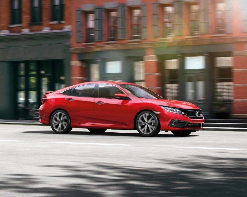 Đánh giá xe Honda Civic 1.5 RS 2019 về cảm giác lái.