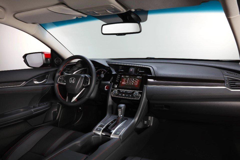 Bảng điều khiển xe Honda Civic 1.5 RS 2019.