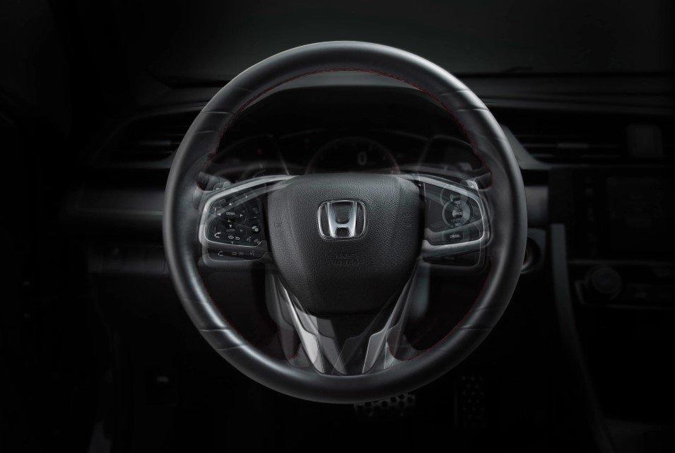 Vô lăng xe Honda Civic 1.5 RS 2019.