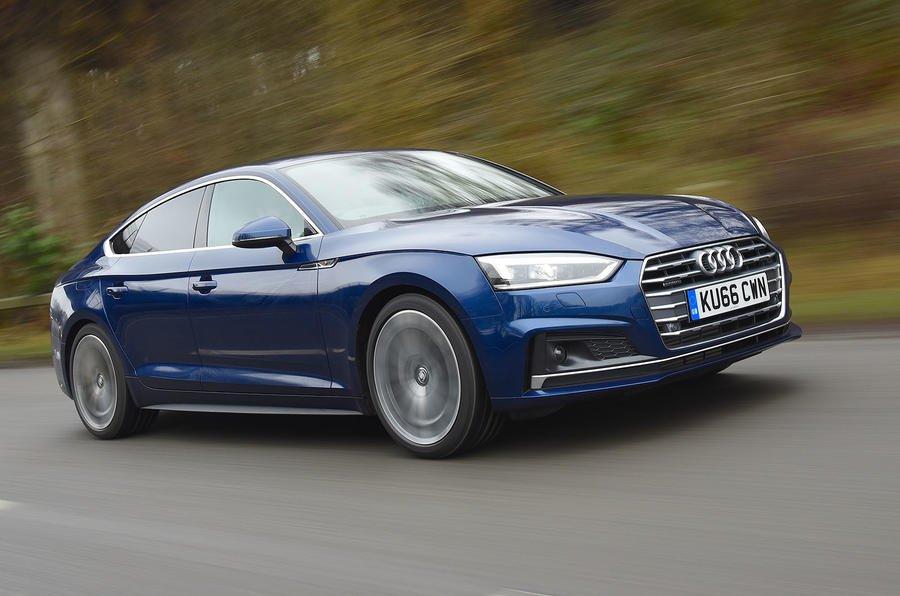Đánh giá xe Audi A5