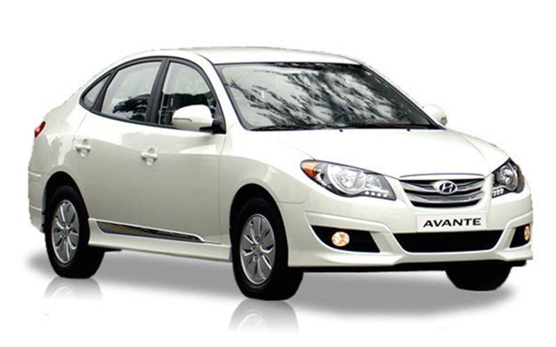 Giá xe Hyundai Avante