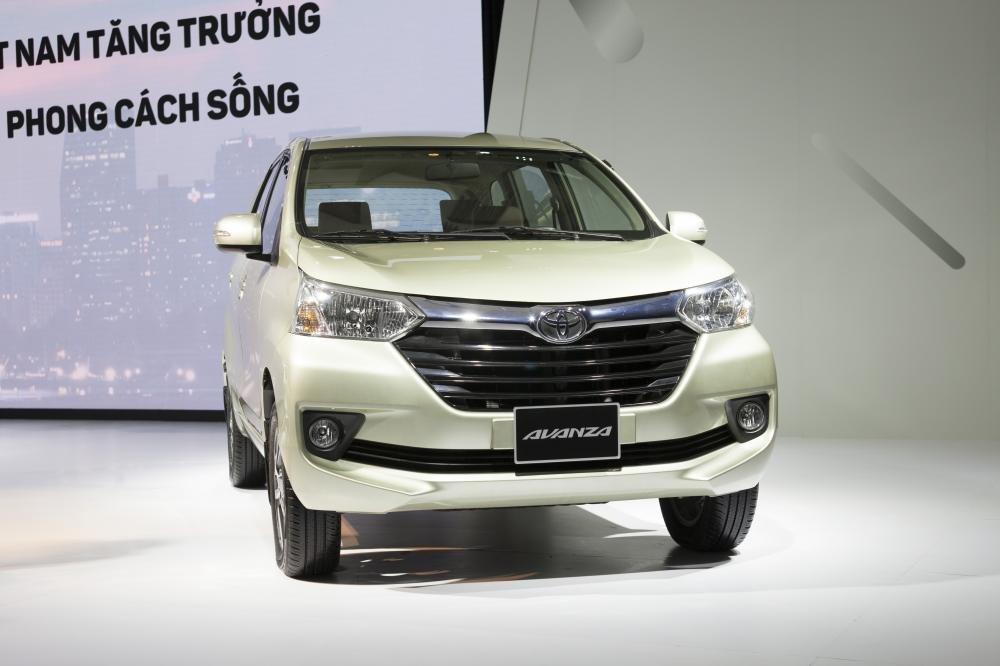 Giá xe Toyota Avanza 2018 hiện tại là bao nhiêu?