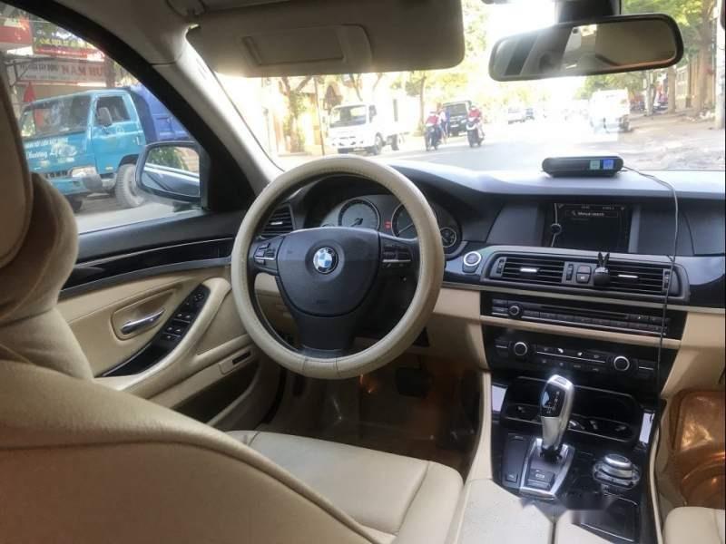 Bán xe BMW 523i năm sản xuất 2010, màu xám, nhập khẩu-4