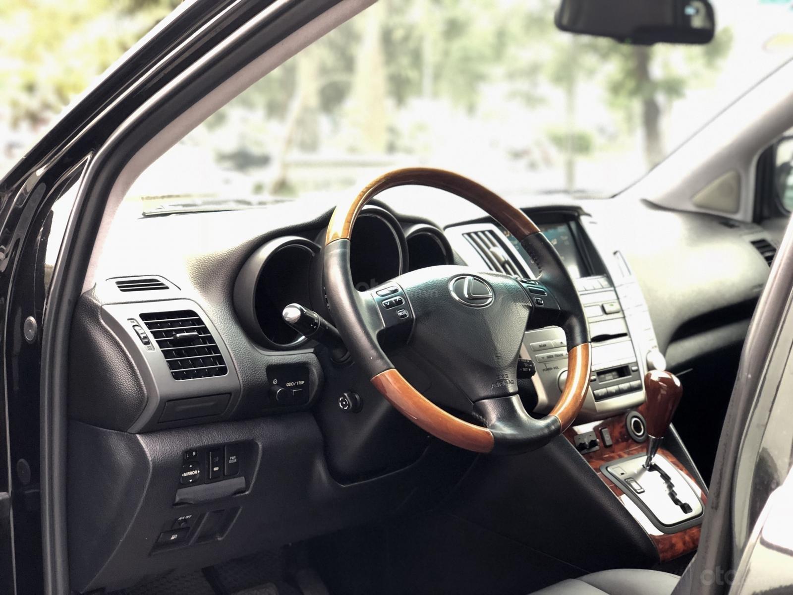 Bán Lexus RX350 năm 2007, màu đen, nhập khẩu Mỹ-3