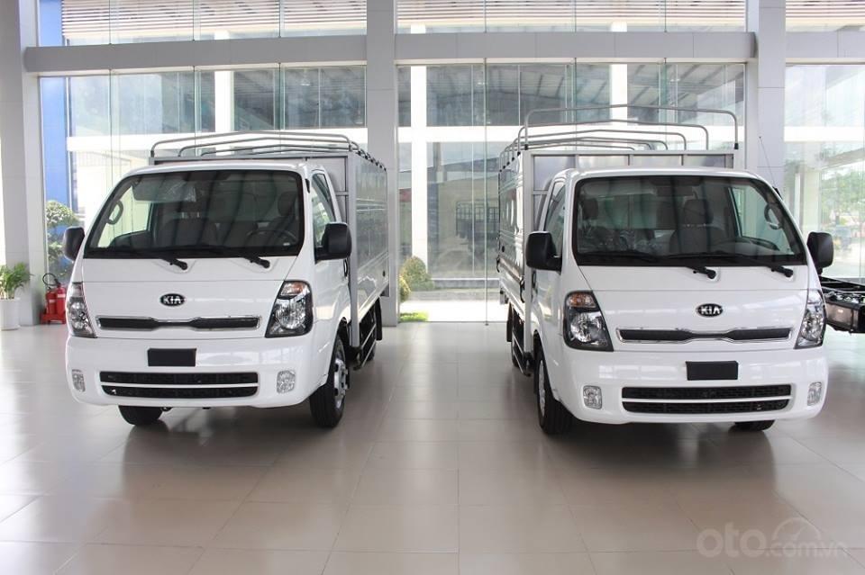 Bán xe tải Kia - Tải trọng 1.49 đến 2.5 tấn - nhập 3 cục về lắp ráp tại Thaco - đời 2019-0