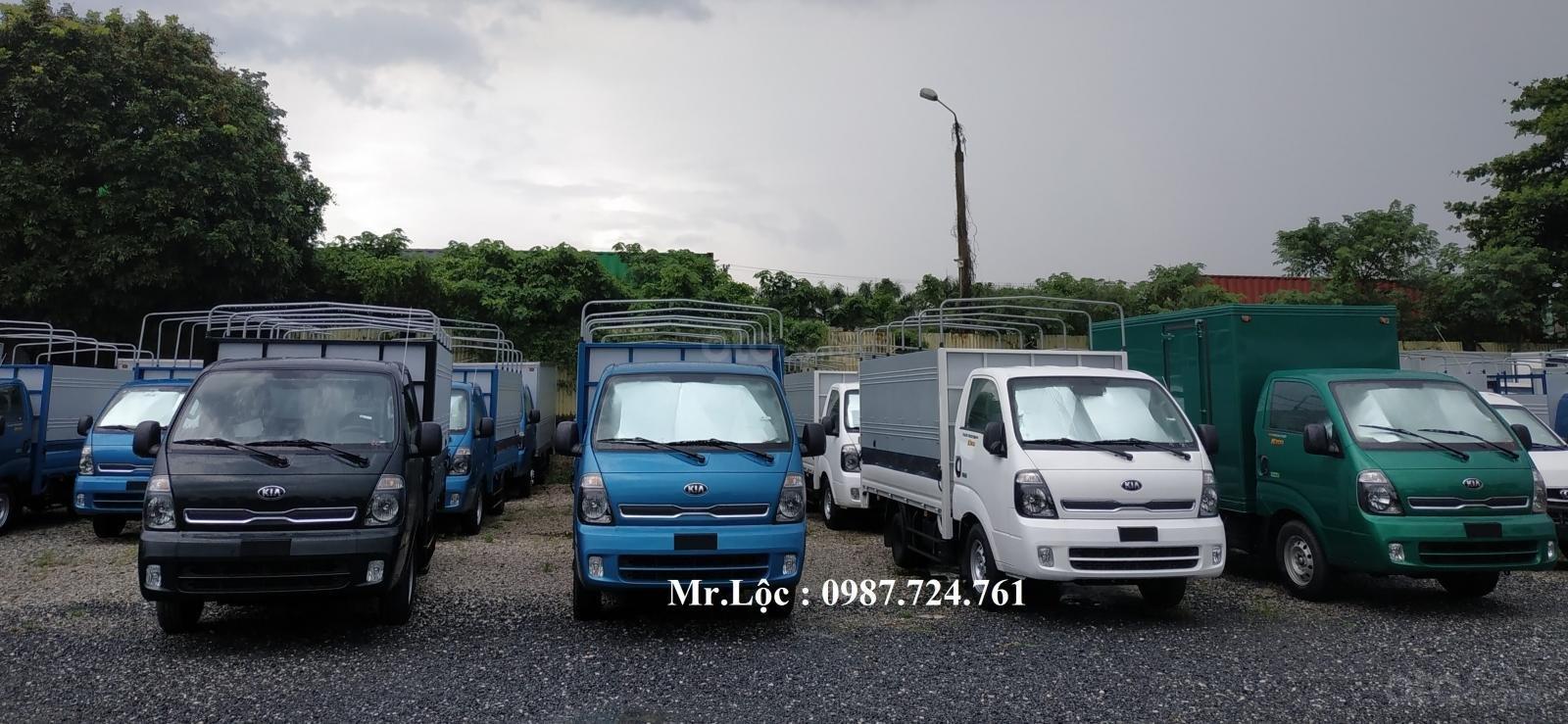 Bán xe tải Kia - Tải trọng 1.49 đến 2.5 tấn - nhập 3 cục về lắp ráp tại Thaco - đời 2019-2