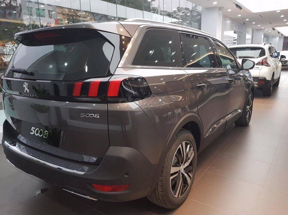 Cần bán Peugeot turbo tăng áp đời 2019, màu xám-1
