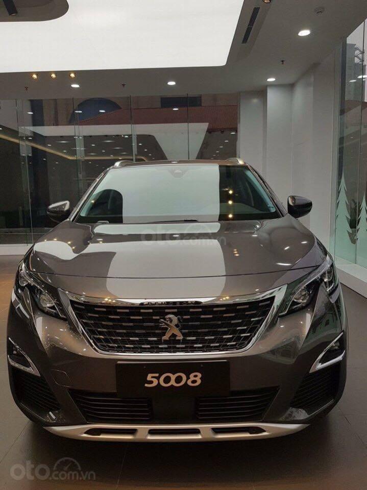 Cần bán Peugeot turbo tăng áp đời 2019, màu xám-4