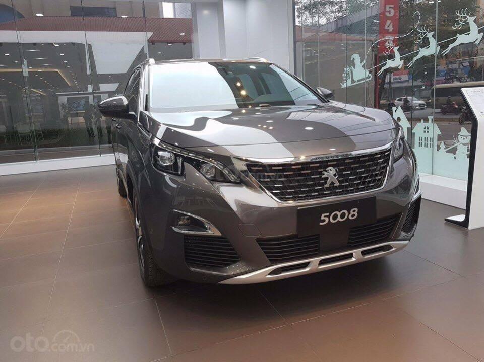 Cần bán Peugeot turbo tăng áp đời 2019, màu xám-7