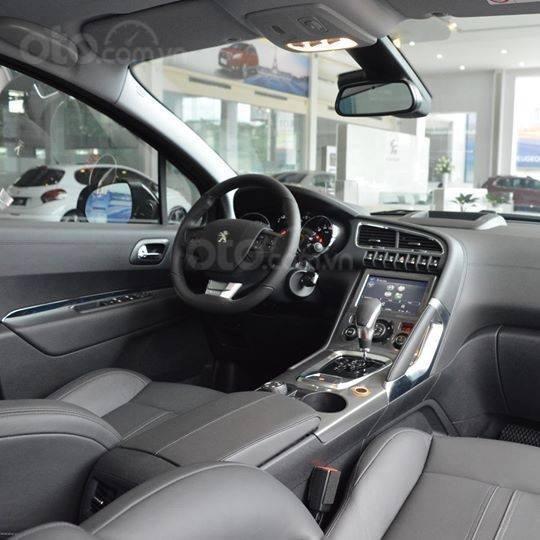 Cần bán Peugeot turbo tăng áp đời 2019, màu xám-8