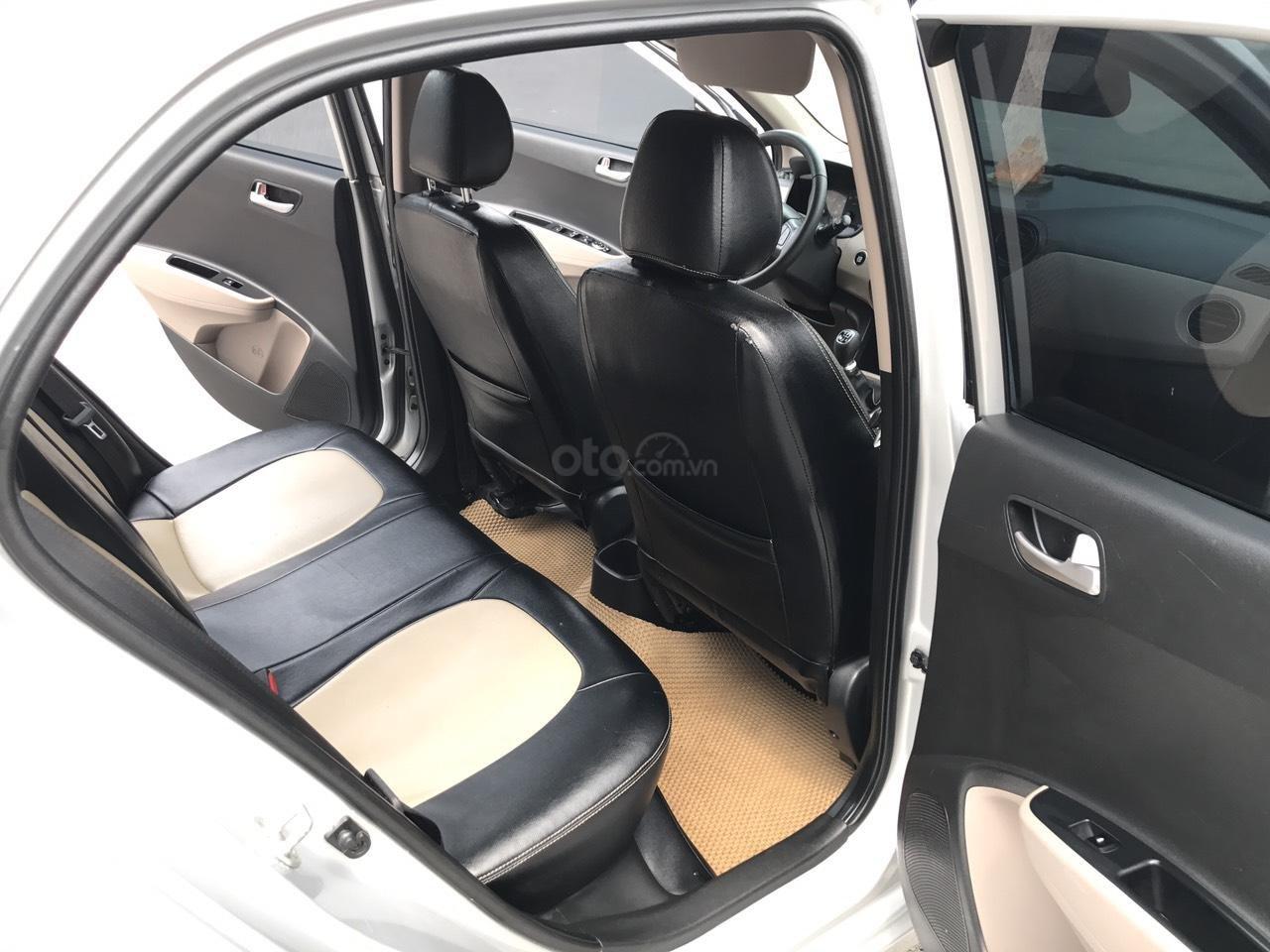 Cần bán xe Hyundai Grand i10 1.2 Sport 2016, màu bạc, nhập khẩu, siêu lướt-19