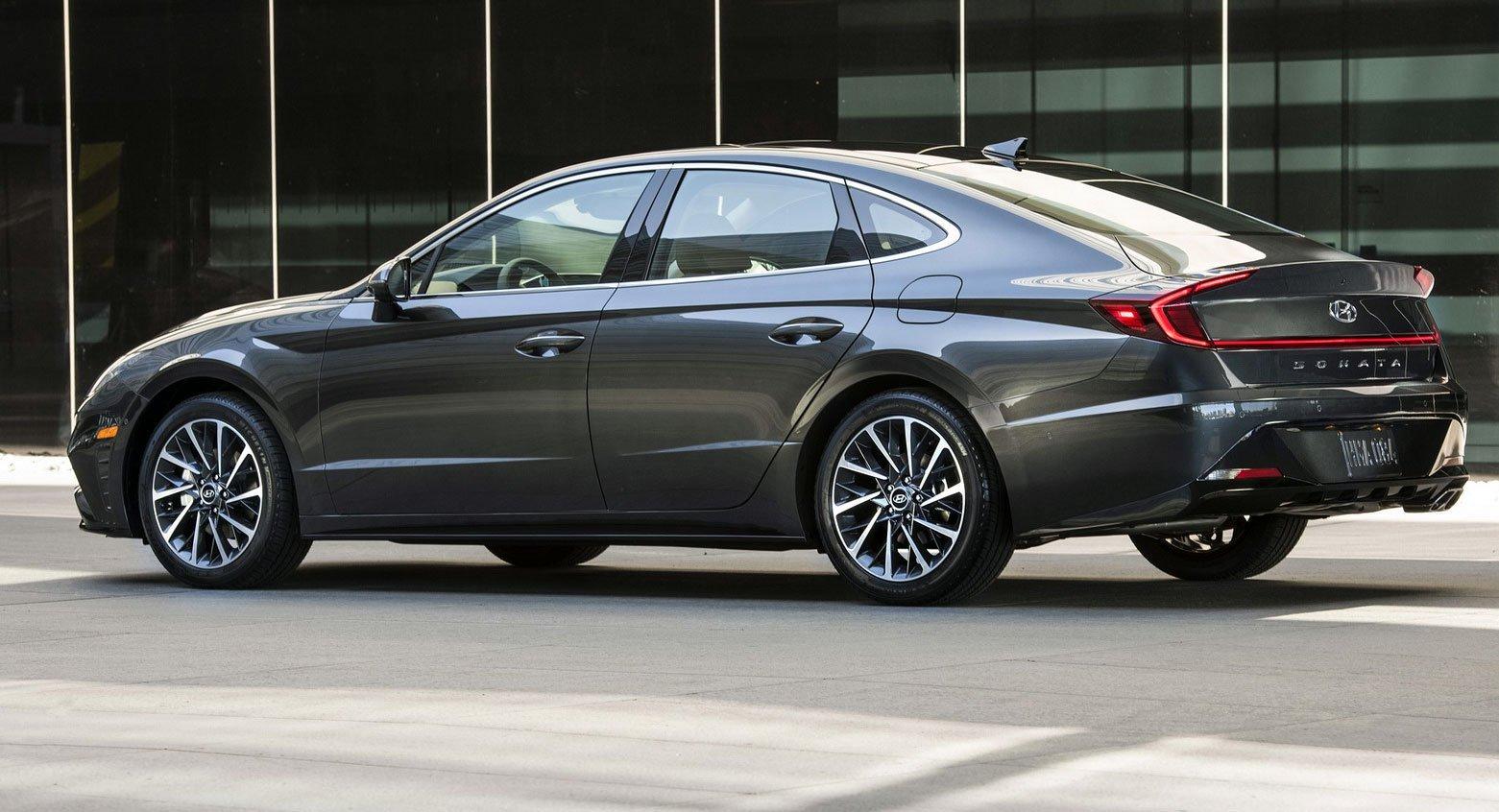 Hyundai Sonata và Kia Optima 2020 sắp lên đời dẫn động 4 bánh 3
