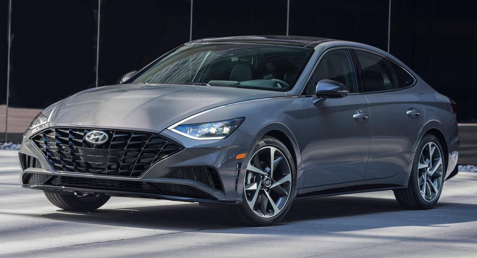 Hyundai Sonata và Kia Optima 2020 sắp lên đời dẫn động 4 bánh 7