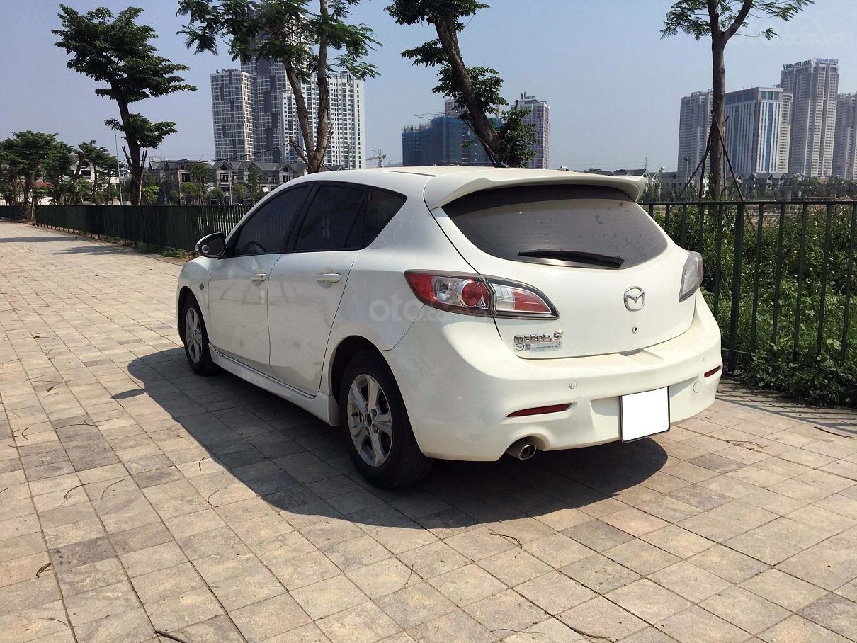 Bán Mazda 3 Hatchback 1.6 AT nhập khẩu, sản xuất 2010, biển Hà Nội (4)