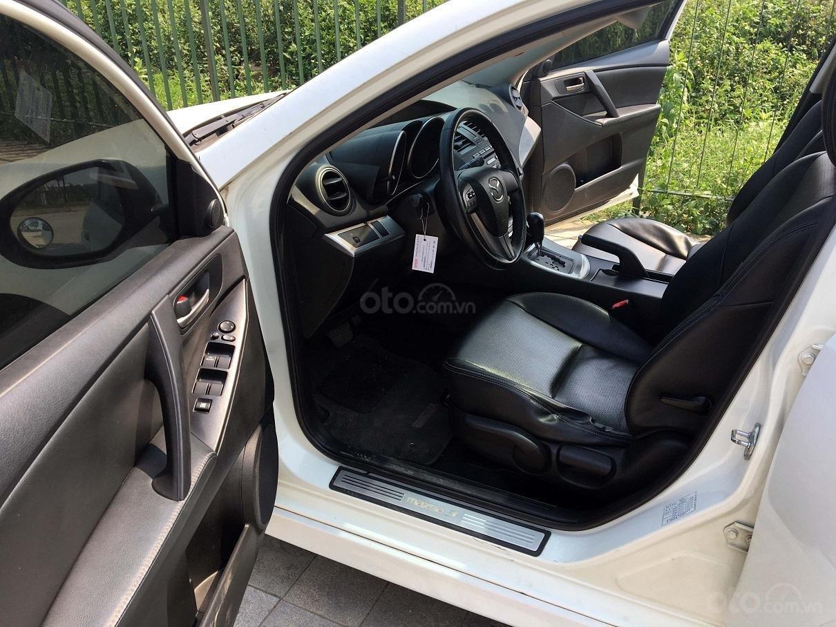 Bán Mazda 3 Hatchback 1.6 AT nhập khẩu, sản xuất 2010, biển Hà Nội (6)