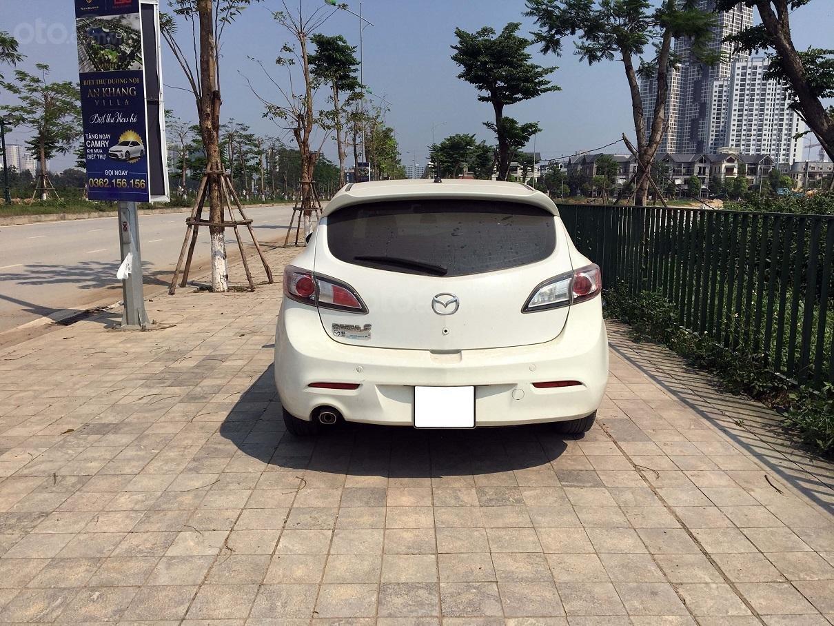 Bán Mazda 3 Hatchback 1.6 AT nhập khẩu, sản xuất 2010, biển Hà Nội (5)