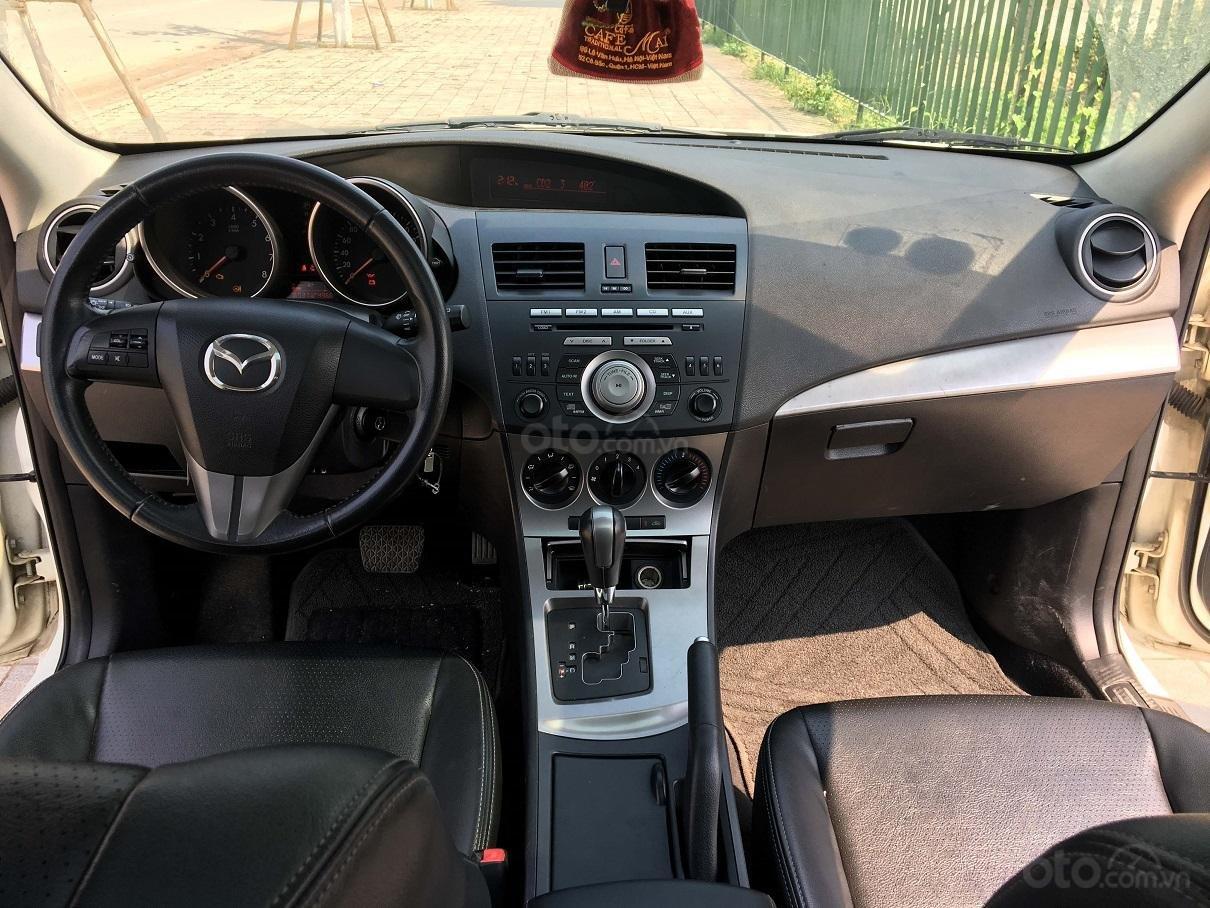 Bán Mazda 3 Hatchback 1.6 AT nhập khẩu, sản xuất 2010, biển Hà Nội (8)