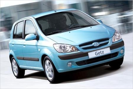 Xe Hyundai Getz