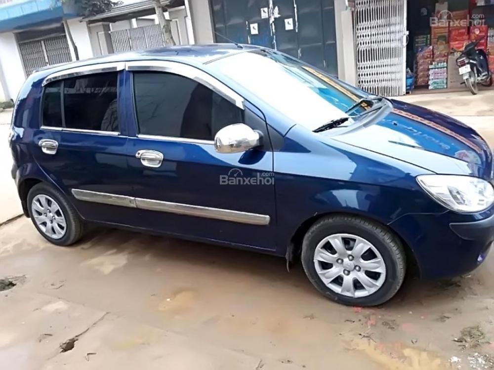Đánh giá xe Hyundai Getz