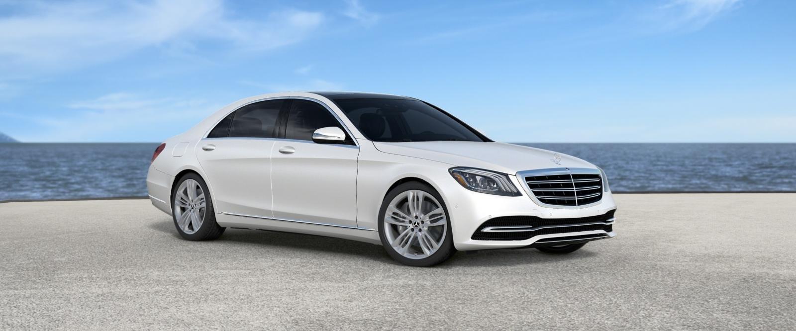 Đánh giá xe Mercedes S450