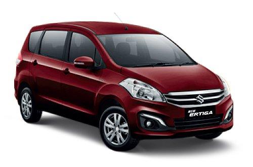 Giá xe Suzuki Ertiga cũ