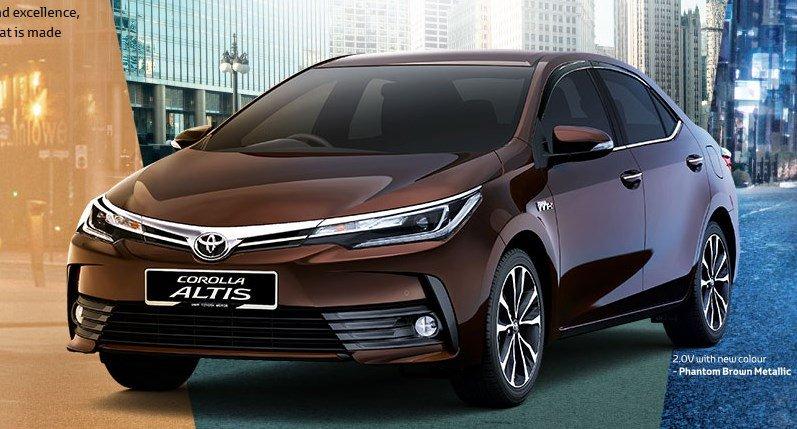 Giá xe Toyota Corolla cũ