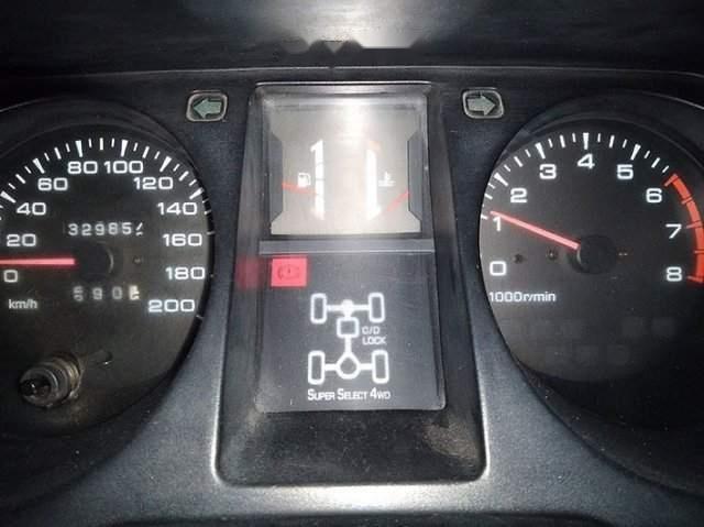 Bán Mitsubishi Pajero năm 2000, màu xanh lam còn mới (5)